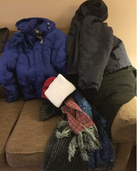 Clothing Drive Success_1
